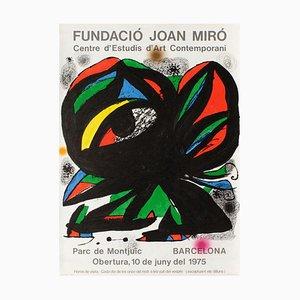 Expo 75 - Fundacio Joan Miro par Joan Miro