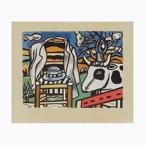 La chaise after Fernand Léger