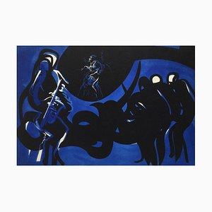 Jazz - Blue Note par Raymond Moretti