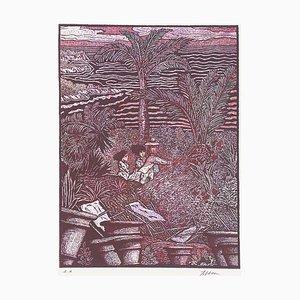 Le palmier par Jean-Marc Lange