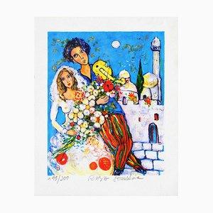 Mariage à Jérusalem par Raya Sorkine