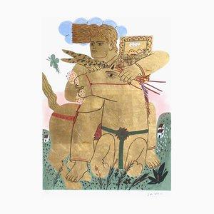 The Work of the Gods: Apollo par Alecos Fassianos