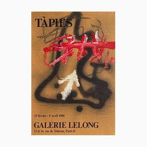 Expo 88 - Galerie Leon by Antoni Tapies