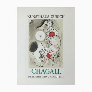 AF 1951 - Kunsthaus Zürich after Marc Chagall