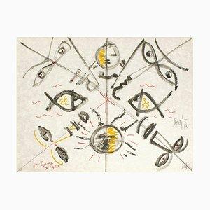 The Age of Aquarius: the Gaze par Jean Cocteau