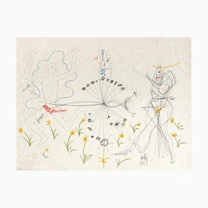 The Age of Aquarius: Love by Jean Cocteau