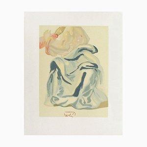 Divine Comedy Paradis 30 - A the Empyrea par Salvador Dali
