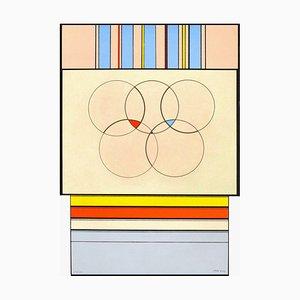 Anneaux Olympiques par Carmelo Arden-Quin