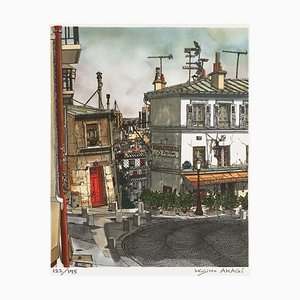 Le Carillon de Montmartre par Kojiro Akagi