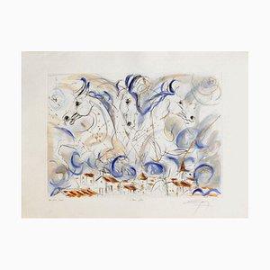 Blue Silence von Jean-Marie Guiny