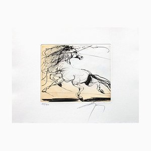 Suite équestre III par Jean-Marie Guiny