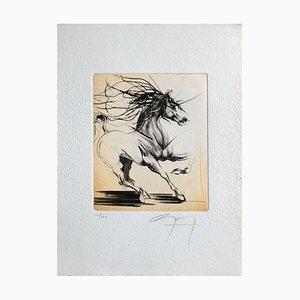 Suite Equestre II par Jean-Marie Guiny