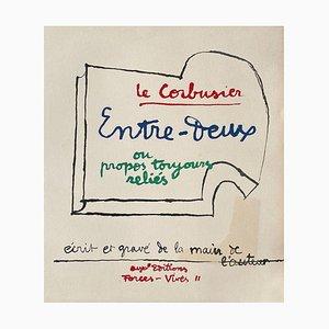 Entre-Deux - Titre von Le Corbusier