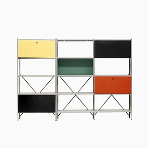 Dutch no. 663 Wall Unit by Wim Rietveld for Gispen, 1954