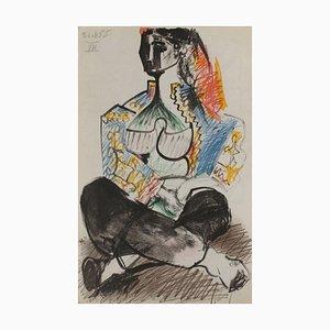 Carnet California 14 d'après Pablo Picasso