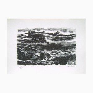 Lande Bretonne par Michel King