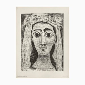Jacqueline in Front Bride (17) after Pablo Picasso