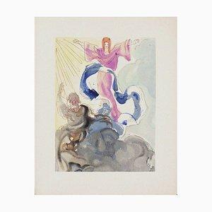 Divine Comedy Paradis 03: The First Sky par Salvador Dali