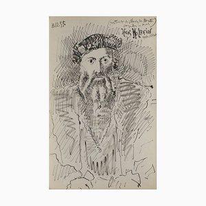 Carnet de Californie 22 by Pablo Picasso