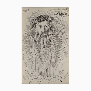 Carnet de Californie 22 von Pablo Picasso