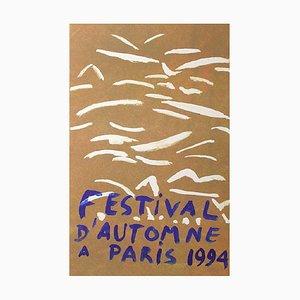 Festival d'Automne 1994 par Gilles Aillaud
