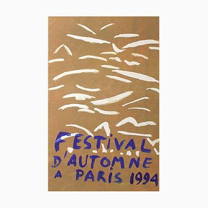 Festival d'Automne 1994 by Gilles Aillaud