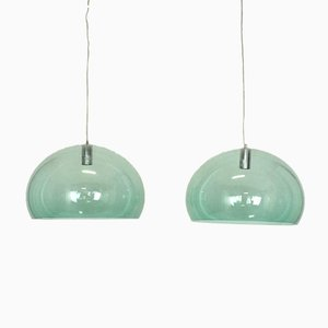 Lampen von Ferruccio Laviani für Kartell, 2er Set