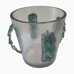 Champagne Bucket by René Lalique, France, 1930s