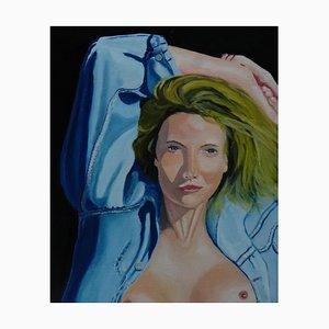 Art Contemporain, Jean-Marc Teillon, Rebels N°12, 2018