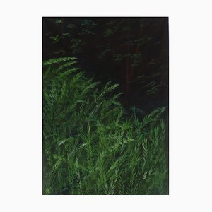 French Contemporary Art, Jean-Marc Teillon, Forest Series # 8, 2018