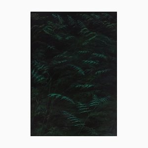 Art Contemporain, Jean-Marc Teillon, Série Forêt # 1, 2016