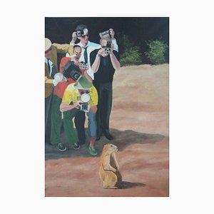 Französische Contemporary Art, Jean-Marc Teeffle, Missing Scope, 2012