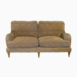 Feather Filled Howard Style 2-Seater Sofa from Mulberry