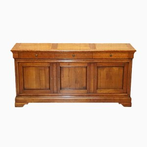Large French Cherrywood Sideboard