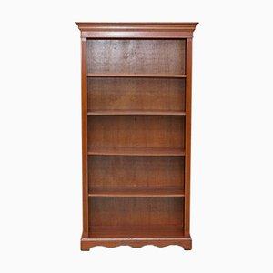 Hohes offenes Bücherregal mit 4 verstellbaren Böden