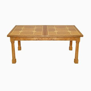Extendable Flagstone Dining Table from Barker and Stonehouse