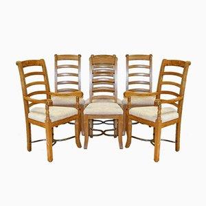 Chaises de Salle à Manger Flagstone de Barker & Stonehouse, Set de 6