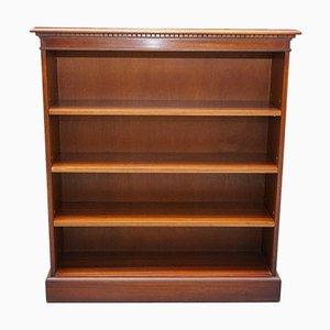 Vintage Hardwood Bookcase with 4 Adjustable Shelves by Jan Smith Brighton, UK