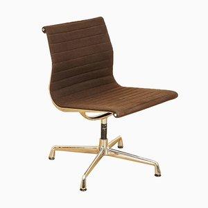 Vintage Drehstuhl aus Aluminium von Charles & Ray Eames für Vitra