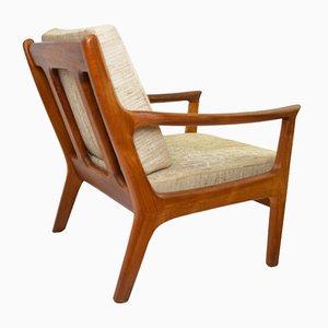 Mid-Century Lounge Chair by Juul Kristensen, 1960s