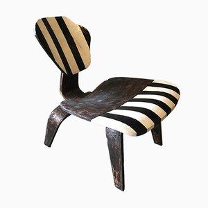 Je Mehr Du Weißt Lounge Chair by Markus Friedrich Staab, 2021
