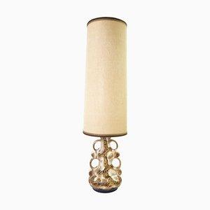 Mid-Century Ceramic Floor Lamp from Steinebach Leuchten, 1960s
