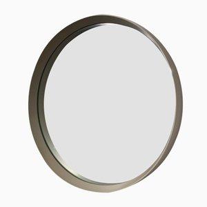 Wooden Profile Mirror, 1970s