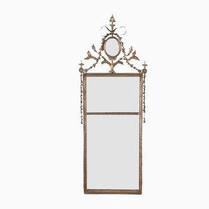 Spiegel mit vergoldetem Holzrahmen, 20. Jh