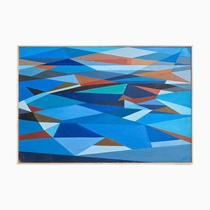 Abstract Painting by Kitty Sancto