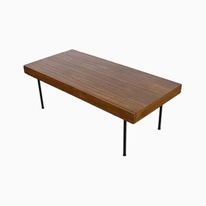 Extendable Mid-Century 4652 Teak Coffee Table by George Nelson for Herman Miller