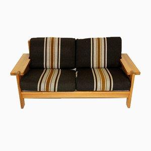 Scandinavian 2-Seater Sofa by Svein Bjørneng for Bruksbo, Norway, 1970s