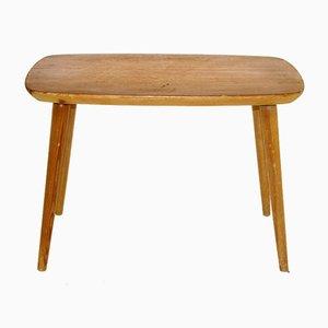 Pine Coffee Table by Göran Malmvall for Svensk Fur, Sweden, 1950s