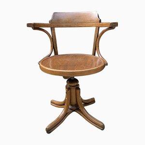 Chaise de Bureau à Visser de Thonet
