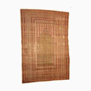 Antiker handgefertigter türkischer Ghurdes Teppich, 1870er